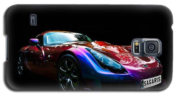 Galaxy S5 Case featuring the photograph Tvr Sagaris by Matt Malloy