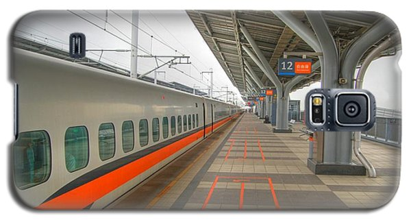 Tw Bullet Train 2 Galaxy S5 Case