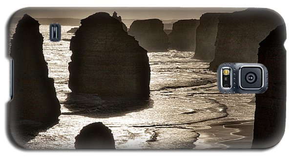 Twelve Apostles #3 - Black And White Galaxy S5 Case