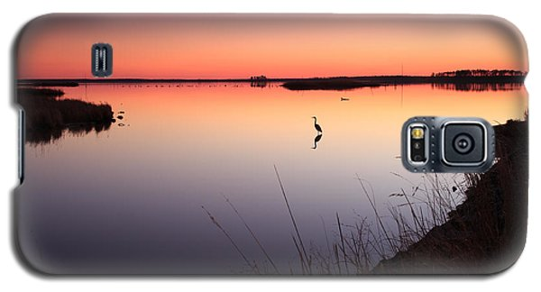 Twilight At Blackwater Wlr Galaxy S5 Case