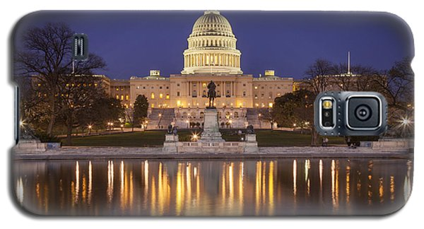 Twilight At Us Capitol Galaxy S5 Case