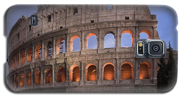 Twilight Colosseum Rome Italy Galaxy S5 Case