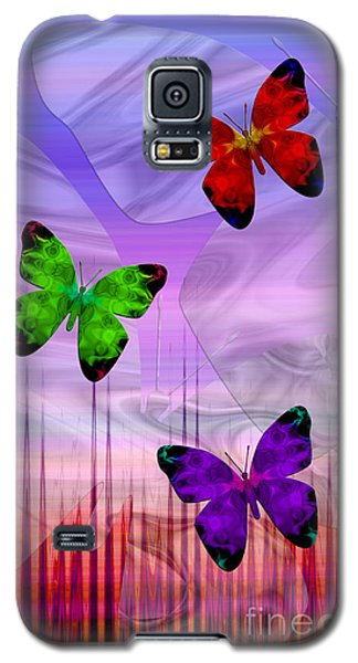 Twilight Flight Galaxy S5 Case