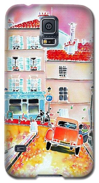 Twilight Montmartre Galaxy S5 Case