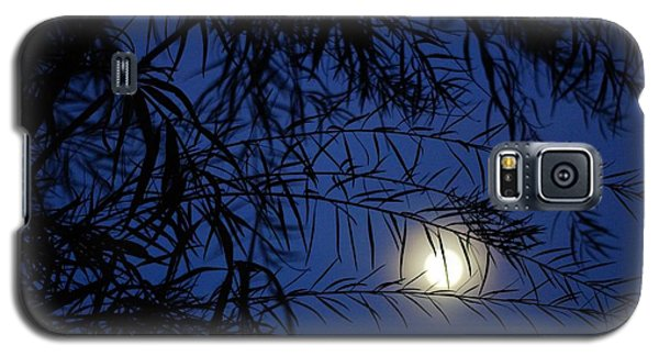 Twilight Moon Galaxy S5 Case by Kerri Mortenson