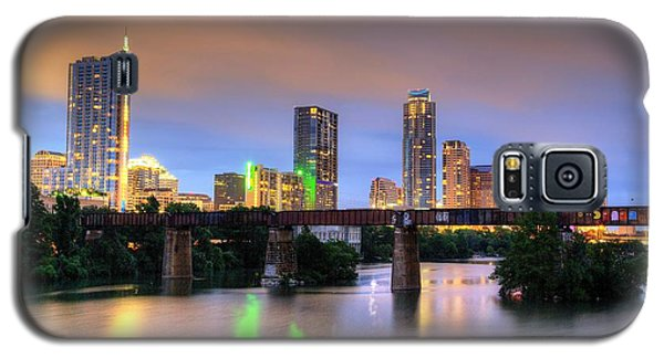 Twilight On The Lake Galaxy S5 Case by Dave Files