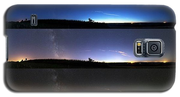 Twilight Sequence Galaxy S5 Case by Laurent Laveder