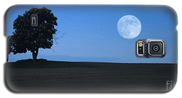 Galaxy S5 Case featuring the photograph Twilight Solitude by Sharon Elliott