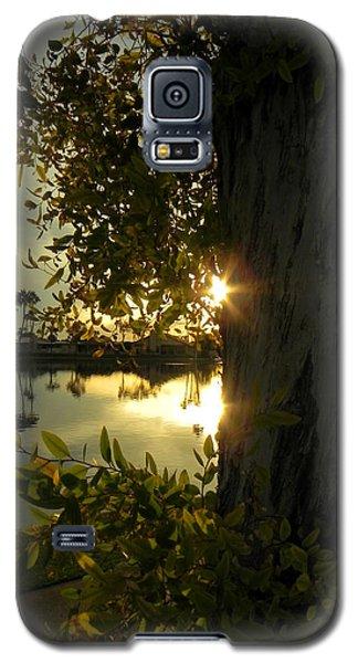 Galaxy S5 Case featuring the photograph Twilight Splendor by Deb Halloran