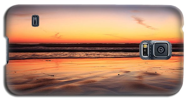 Cardiff By The Sea Glow Galaxy S5 Case