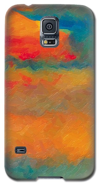 Twilight Whispers Galaxy S5 Case by The Art of Marsha Charlebois