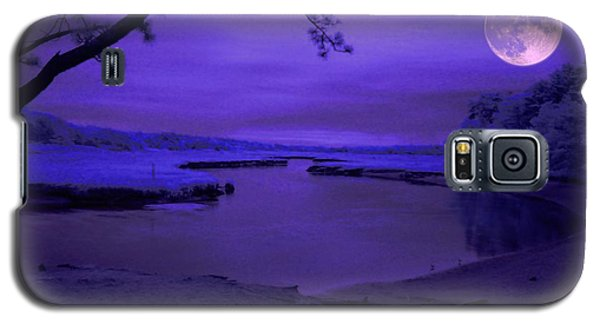 Twilight Zone Galaxy S5 Case