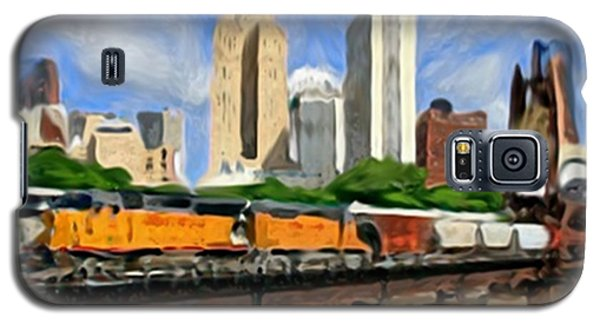 Twin Cities Train Galaxy S5 Case