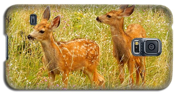 Twin Fawns Galaxy S5 Case