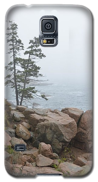 Twin Pines By The Sea Galaxy S5 Case