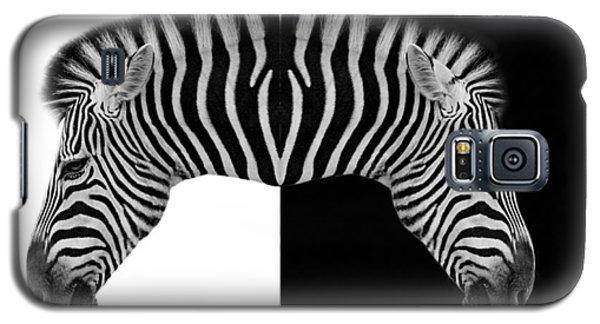 Twin Stripes Galaxy S5 Case