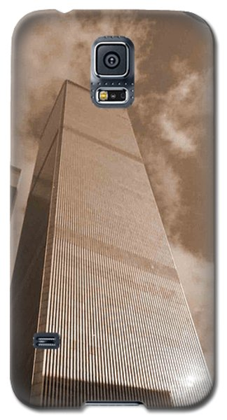 Twin Tower Galaxy S5 Case