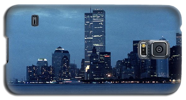 Twin Towers Galaxy S5 Case