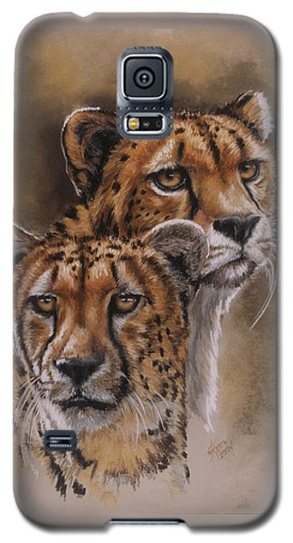 Twins Galaxy S5 Case by Barbara Keith