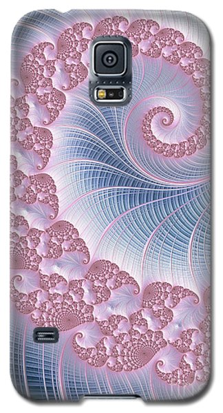 Twirly Swirl Galaxy S5 Case