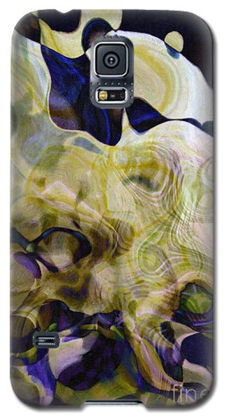 Twist-leaf Galaxy S5 Case