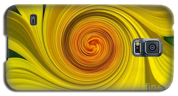Twisted Galaxy S5 Case by Janice Westerberg