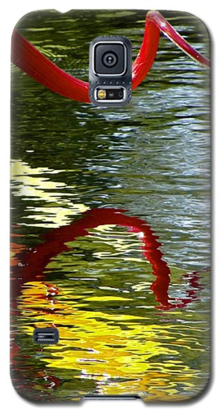 Twisted Ripples Galaxy S5 Case