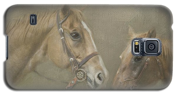 Two Amigos Galaxy S5 Case by Linda Blair