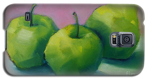 Two Apples And One Pear Galaxy S5 Case