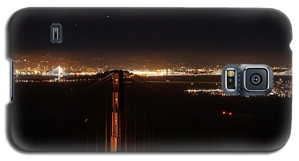 Two Bridges At Night Galaxy S5 Case