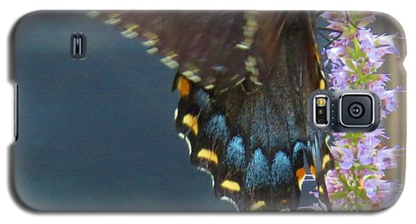 Galaxy S5 Case featuring the photograph Two Buddies by Jeanette Oberholtzer