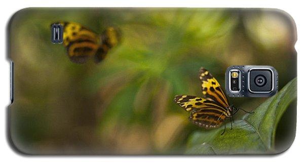 Two Butterflies Galaxy S5 Case