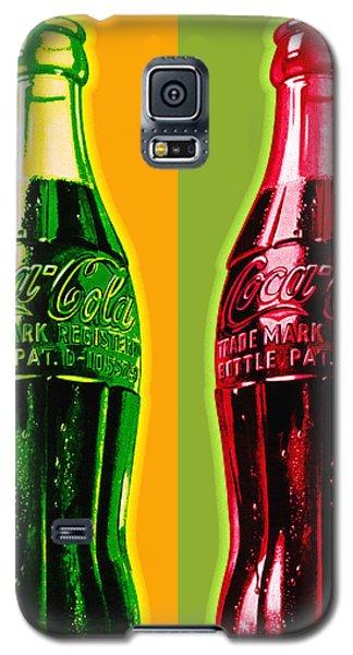 Two Coke Bottles Galaxy S5 Case