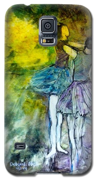 Two Dancers Galaxy S5 Case