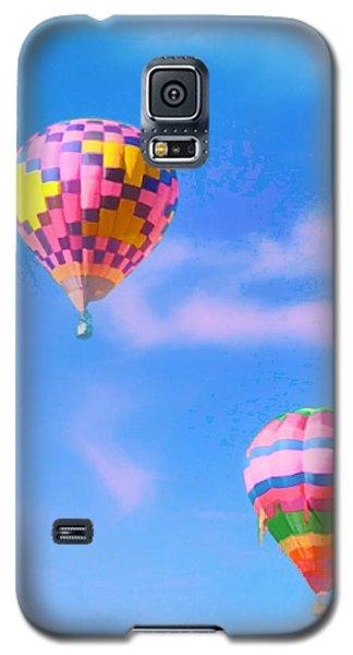 I Think I Might Fly Away Galaxy S5 Case