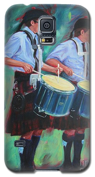 Two Drummers Galaxy S5 Case