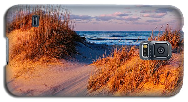 Two Dunes At Sunset - Outer Banks Galaxy S5 Case