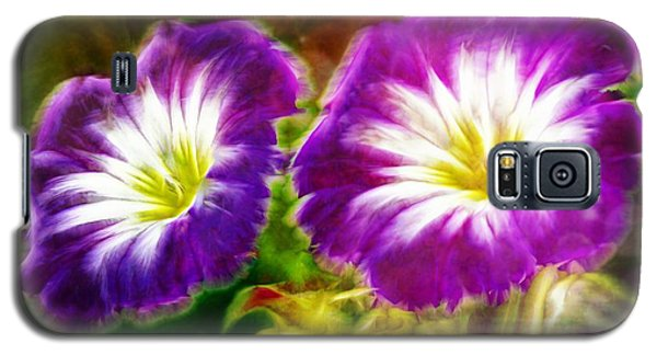 Two Eyes Of Heaven Galaxy S5 Case by Lilia D