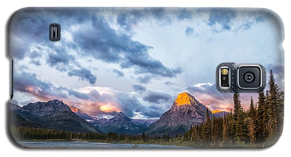 Two Medicine Lake Sunrise Galaxy S5 Case