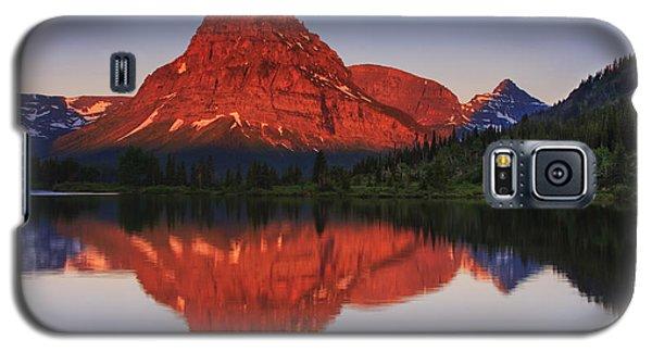 Two Medicine Sunrise Galaxy S5 Case