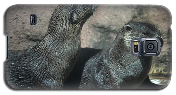 Two Otters Galaxy S5 Case