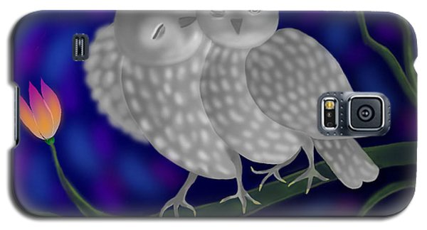 Two Owls Galaxy S5 Case