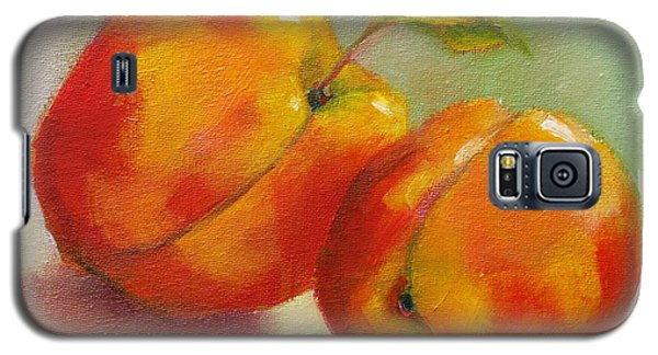 Two Peaches Galaxy S5 Case