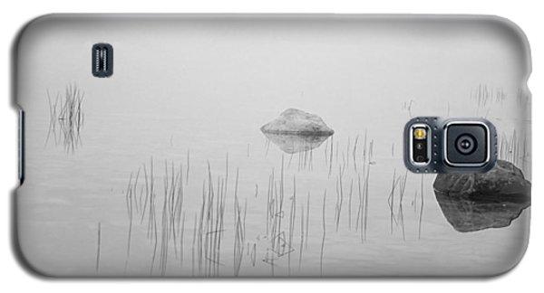 Two Rocks Bw Galaxy S5 Case