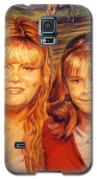 Two Sisters Galaxy S5 Case by Stan Esson