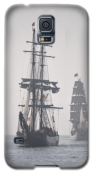 Two Tall Ships In Door County Galaxy S5 Case