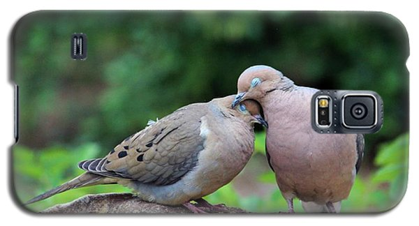Two Turtle Doves Galaxy S5 Case