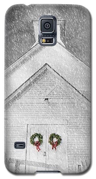 Two Wreaths Galaxy S5 Case