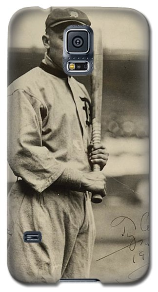 Ty Cobb  Poster Galaxy S5 Case