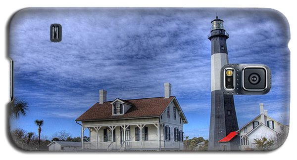 Tybee Island Lighthouse Galaxy S5 Case by Donald Williams